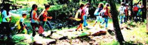 ecoturismo y educación ambiental en SEGOVIA