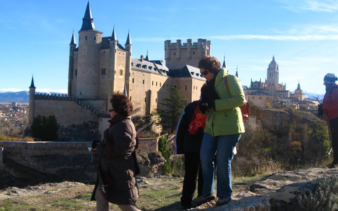 Segovia, sus miradores y el cinturón verde