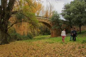 Segovia, ruta por el Rio Pirón y Río Viejo